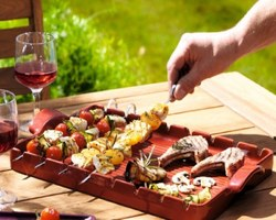 vins pour barbecues
