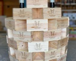 Centrale Des Vins - Sotteville Les Rouen - AOC Saint Mont - rouge - Producteurs Plaimont - Expression du Bascou